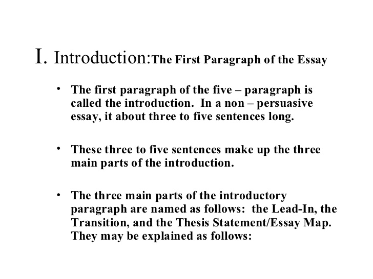 Expository Essay Topics University